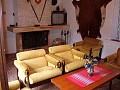 Chata Stará Lesná 482 - Krb